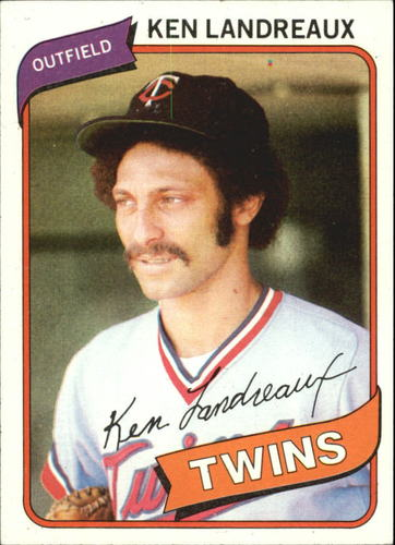 Photo of 1980 Topps #88 Ken Landreaux