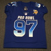 NFL -  Vikings Everson Griffen 2018 game issued NFC Pro Bowl jersey - size 48