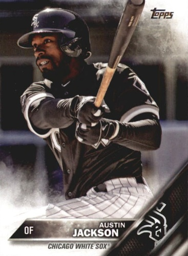 Photo of 2016 Topps Update #US231 Austin Jackson
