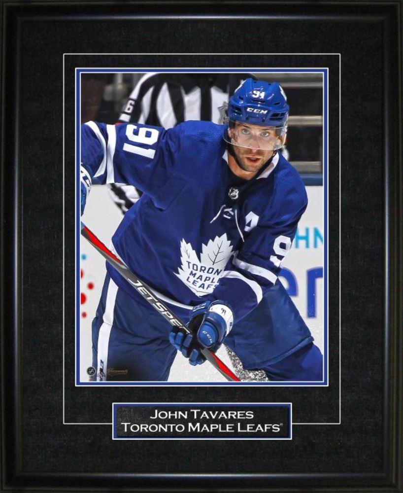 John Tavares 8x10 Graphic Frame Leafs