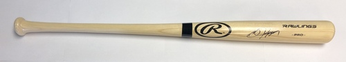 Photo of Bo Jackson Autographed Rawlings Bat