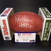 HOF - Vikings Ron Yary Signed Authentic Football