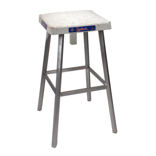 Photo of Tokens & Icons St. Louis Cardinals Game Used Base Stool