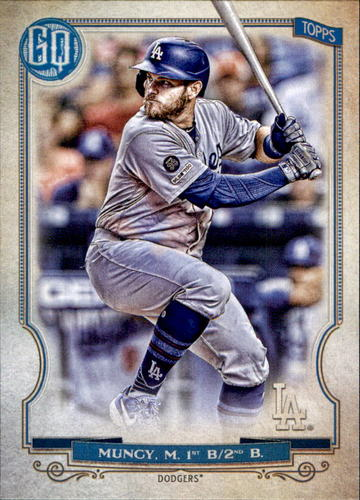 Photo of 2020 Topps Gypsy Queen #202 Max Muncy