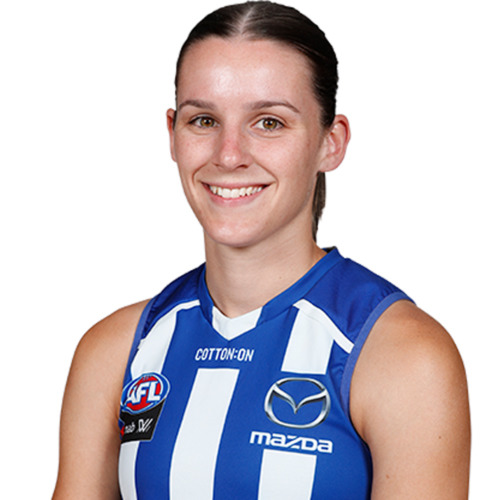 Photo of LOT N - 2021 AFLW HOME GUERNSEY - MATCH WORN BY AMY SMITH #15