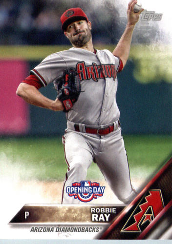 Photo of 2016 Topps Opening Day #OD71 Robbie Ray