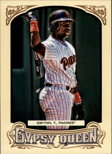 Photo of 2014 Topps Gypsy Queen #53A Tony Gwynn