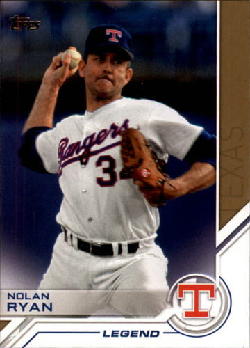 Photo of 2017 Topps Salute #S88 Nolan Ryan