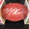 NFL - Lions T. J. Hockenson Signed Authentic Football
