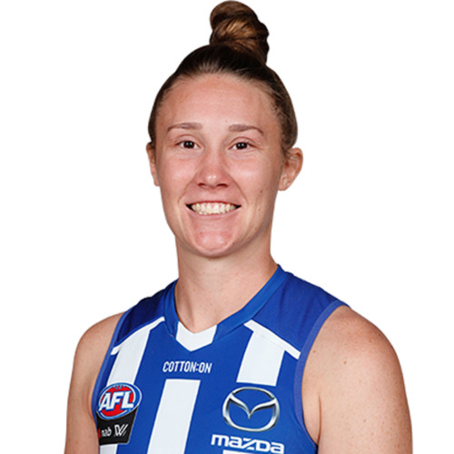 Photo of LOT O - 2021 AFLW HOME GUERNSEY - MATCH WORN BY TAHLIA RANDALL #16