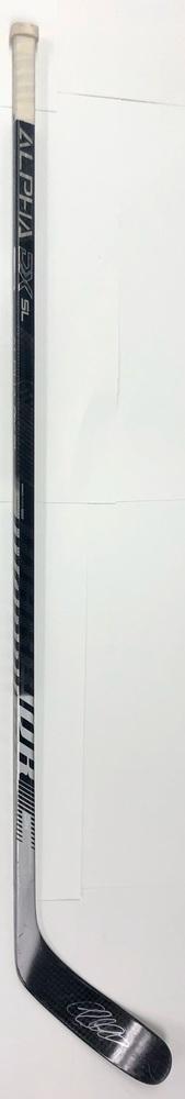 #11 Andrew Cogliano Game Used Stick - Autographed - Dallas Stars