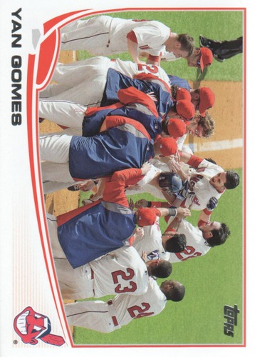 Photo of 2013 Topps Update #US302 Yan Gomes