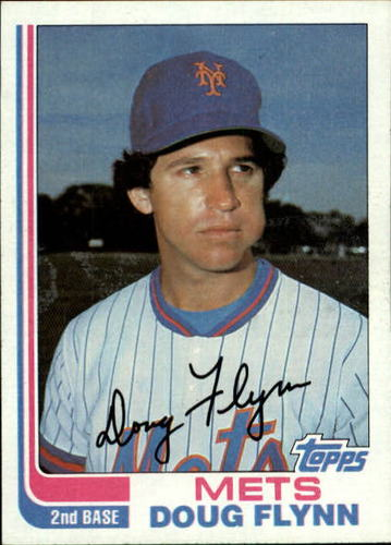 Photo of 1982 Topps #302 Doug Flynn
