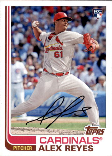 Photo of 2017 Topps Archives #103 Alex Reyes Rookie Card