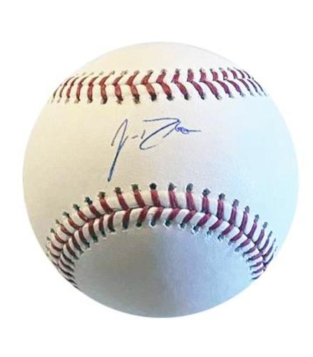 Photo of J.T. Realmuto Autographed Baseball