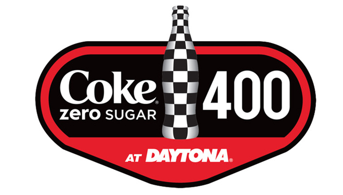 COKE ZERO SUGAR 400 AT DAYTONA® & VICTORY LANE ACCESS