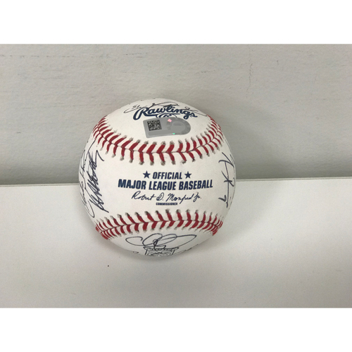 Photo of Miami Marlins Foundation Auction: 25th Anniversary Autographed Baseball