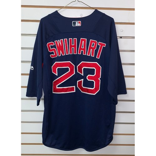 Photo of Blake Swihart Team Issued Road Batting practice Jersey