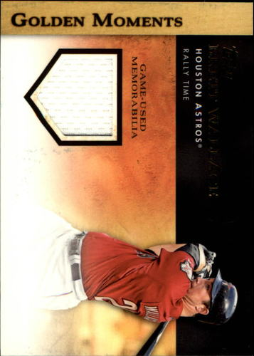 Photo of 2012 Topps Golden Moments Relics #BWA Brett Wallace