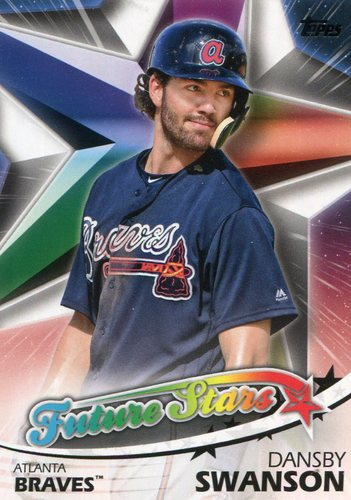 Photo of 2018 Topps Future Stars #FS28 Dansby Swanson