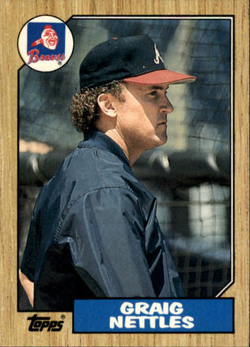 Photo of 1987 Topps Traded #85T Graig Nettles
