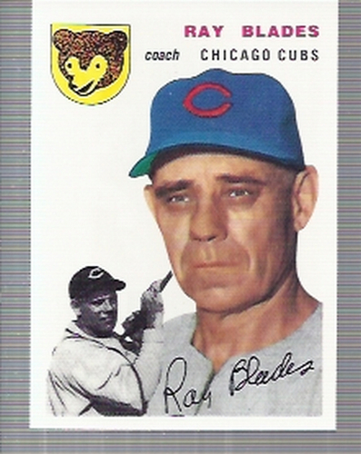 Photo of 1994 Topps Archives '54 #243 Ray Blades CO