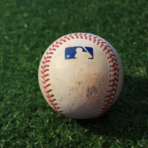 Photo of Game-Used Baseball: Tyler Chatwood 618th Career Strikeout (CHC@KC 8/6/20)