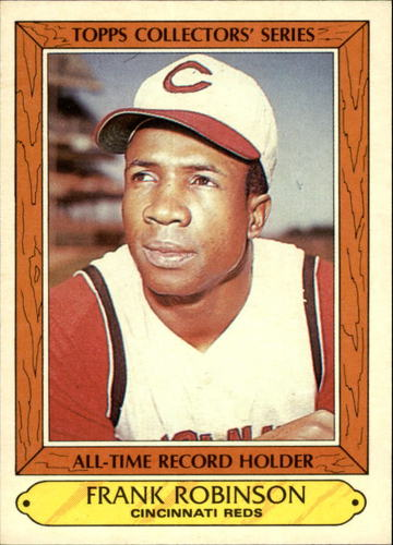 Photo of 1985 Woolworth's Topps #29 Frank Robinson