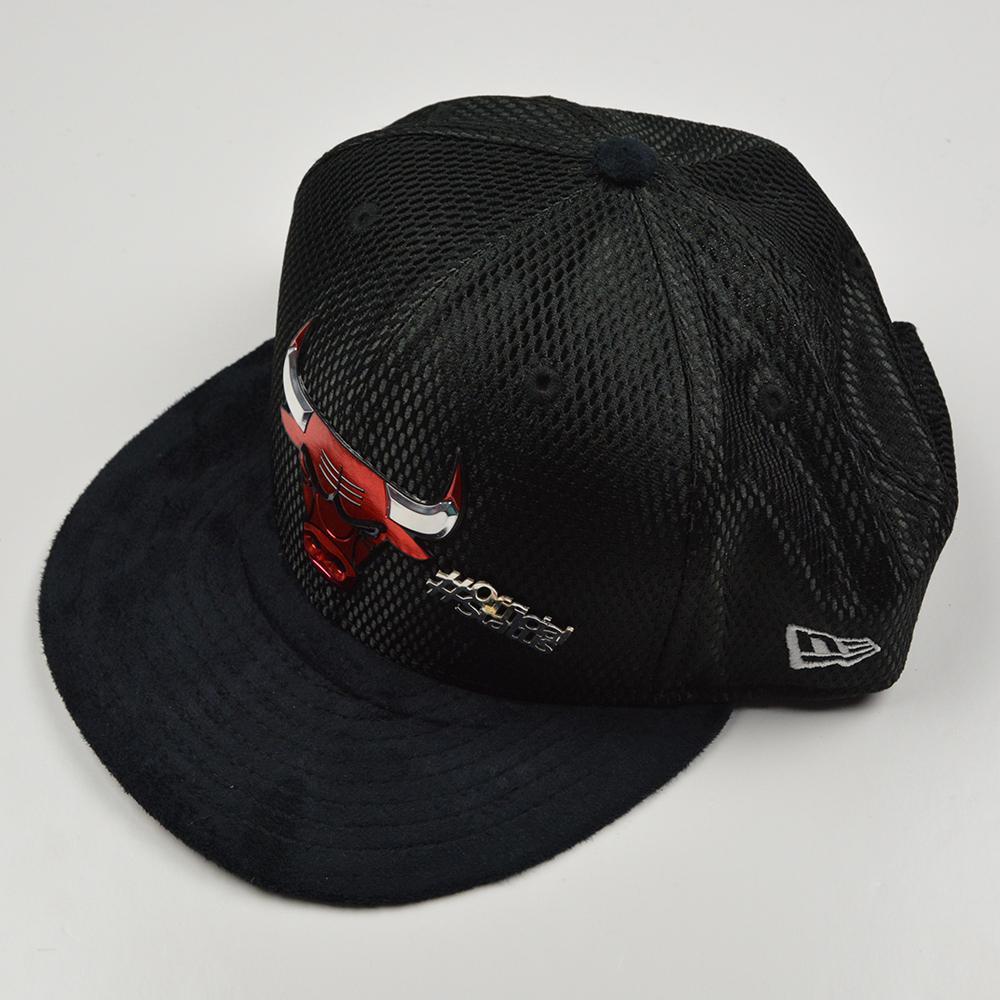 Lauri Markkanen - Chicago Bulls - 2017 NBA Draft - Backstage Photo-Shoot Worn Hat