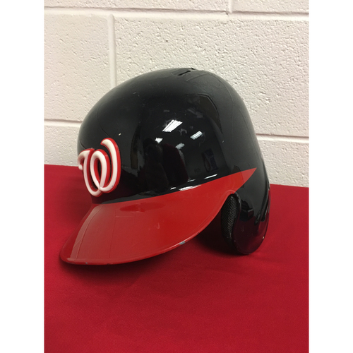 Photo of Team-Issued Helmet: Anthony Rendon 2017 Postseason