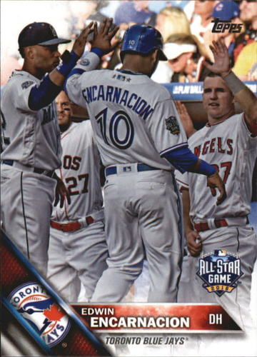 Photo of 2016 Topps Update #US159 Edwin Encarnacion AS