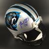 PANTHERS - Luke Kuechly Signed Authentic Proline Helmet