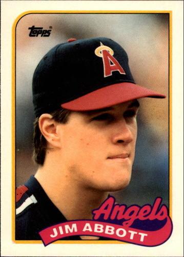Photo of 1989 Topps Traded #2T Jim Abbott