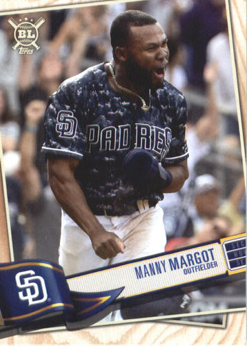 Photo of 2019 Topps Big League #322 Manny Margot