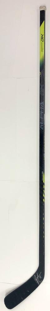#15 Blake Comeau Game Used Stick - Autographed - Dallas Stars