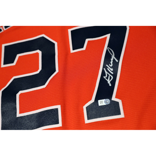 new arrival f6829 69731 MLB Auctions | Compton Youth Academy Auction: Jose Altuve ...
