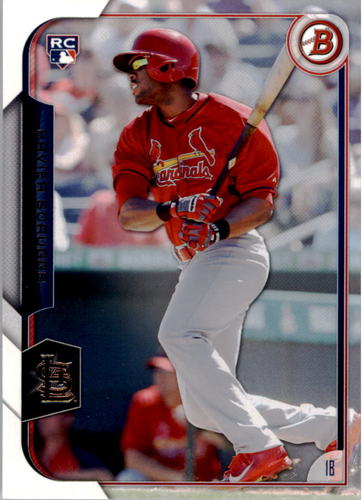 Photo of 2015 Bowman #145 Xavier Scruggs RC