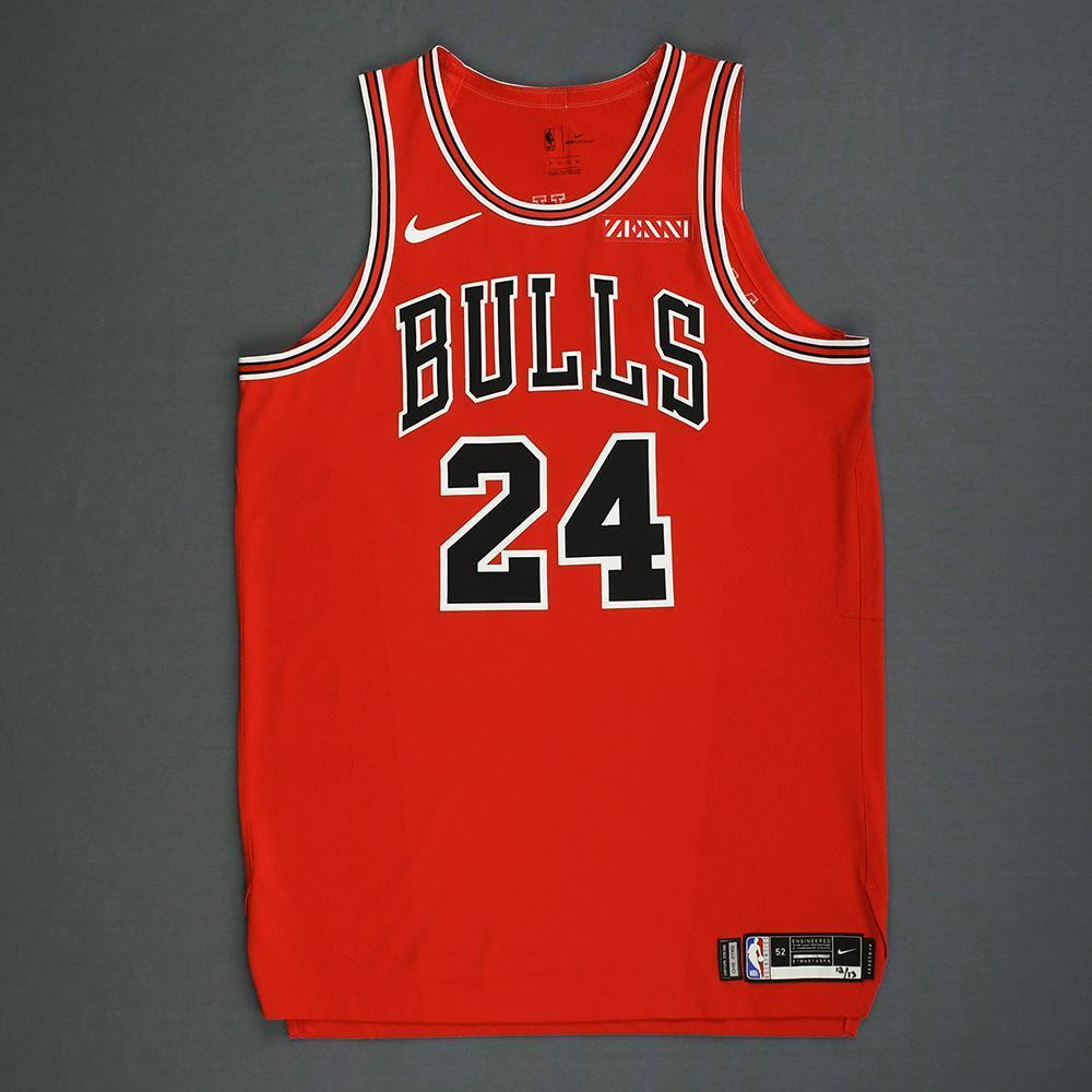 get cheap a8547 80b67 Lauri Markkanen - Chicago Bulls - Mexico Games - Game-Worn ...