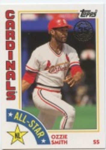 Photo of 2019 Topps '84 Topps All Stars #84ASOS Ozzie Smith