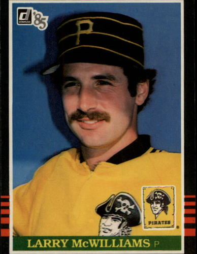 Photo of 1985 Donruss #78 Larry McWilliams