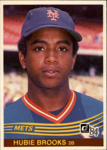 Photo of 1984 Donruss #607 Hubie Brooks
