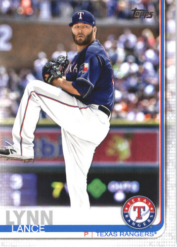 Photo of 2019 Topps #532 Lance Lynn