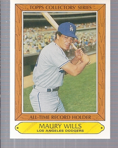 Photo of 1985 Woolworth's Topps #39 Maury Wills