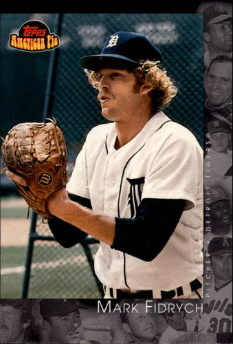 Photo of 2001 Topps American Pie #57 Mark Fidrych