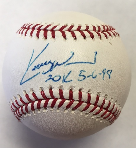 Kerry Wood Autographed