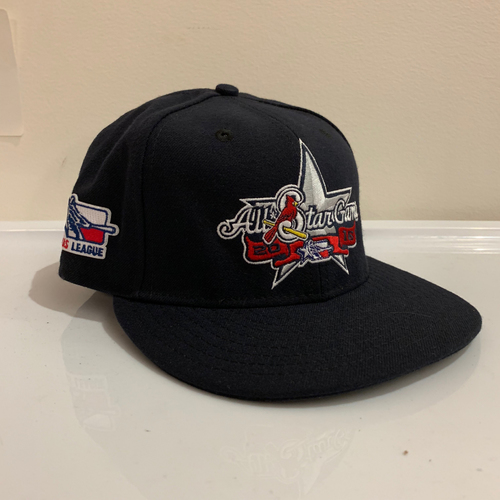 Photo of 2016 Texas League All Star Game -  Game Used Cap  - Wade Kirkland (Oakland A's) Size - 7