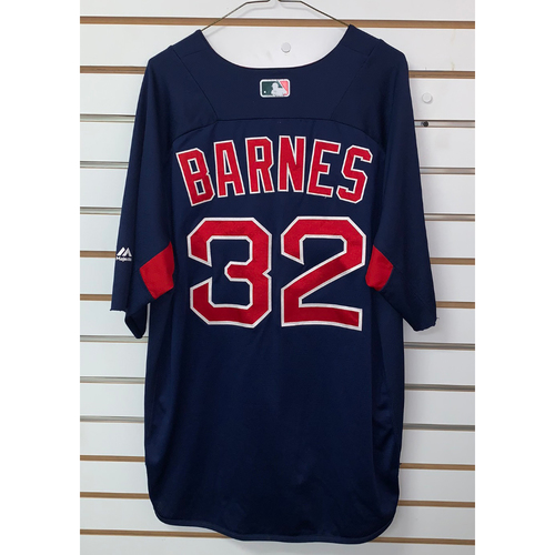 Photo of Matt Barnes Team Issued Road Batting practice Jersey