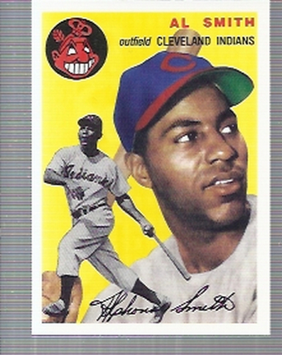 Photo of 1994 Topps Archives '54 #248 Al Smith