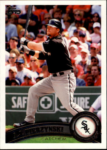 Photo of 2011 Topps #153 A.J. Pierzynski