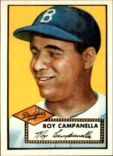 Photo of 1983 Topps 1952 Reprint #314 Roy Campanella